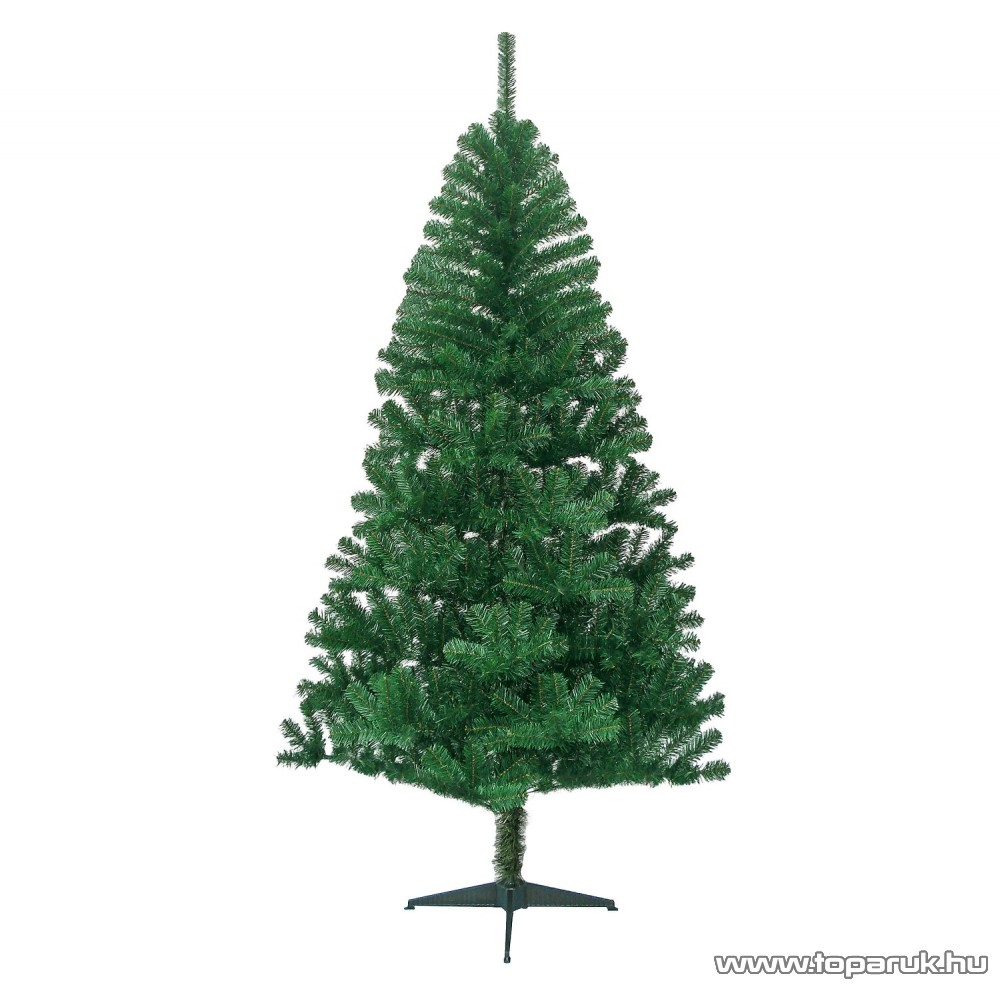 CHRISTMAS TOP dús műfenyő, 120 cm (KFA 932)
