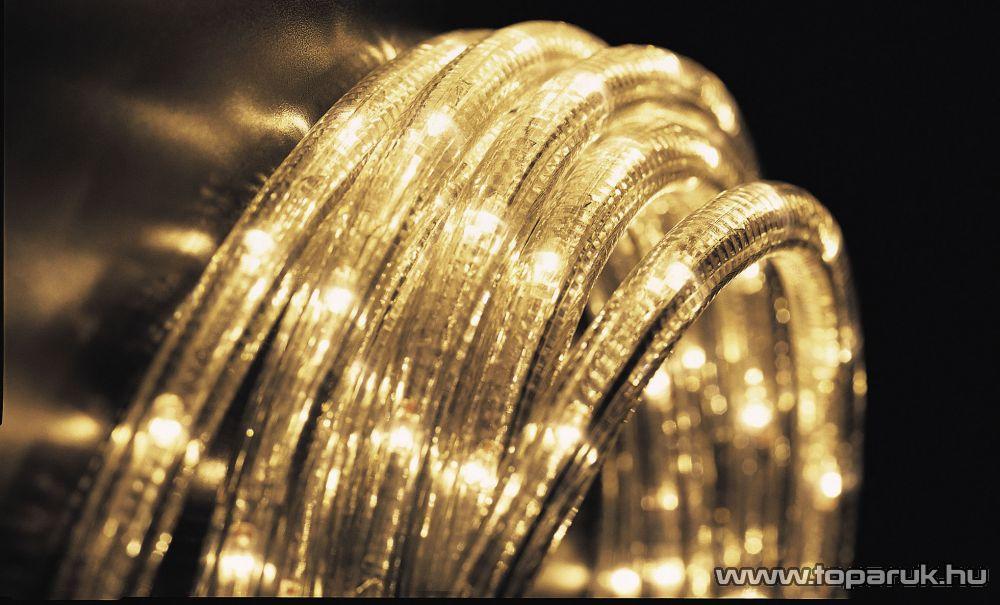 ROMAN TWISTED KMF 014 Vágható RS fénytömlő, 45 m-es, 13 mm, fehér - készlethiány