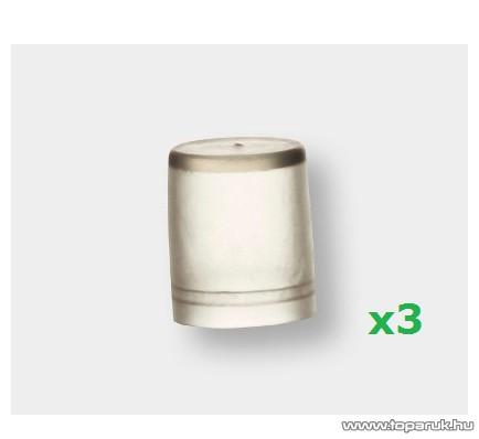 ROPE LITE KMF 012 vágható fénytömlő kiegészítő Végzáró kupak szett, 3 db - készlethiány
