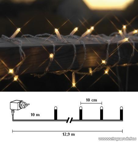 SERIE MICRO KSA 506 Kültéri fényfüzér, 2,9m, fehér izzó