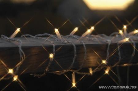 SERIE MICRO KSA 507 Kültéri micro izzós fényfüzér, 17,9 m, fehér - készlethiány
