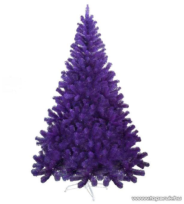 VIOLA lila műfenyő, 180 cm (KFA 548)
