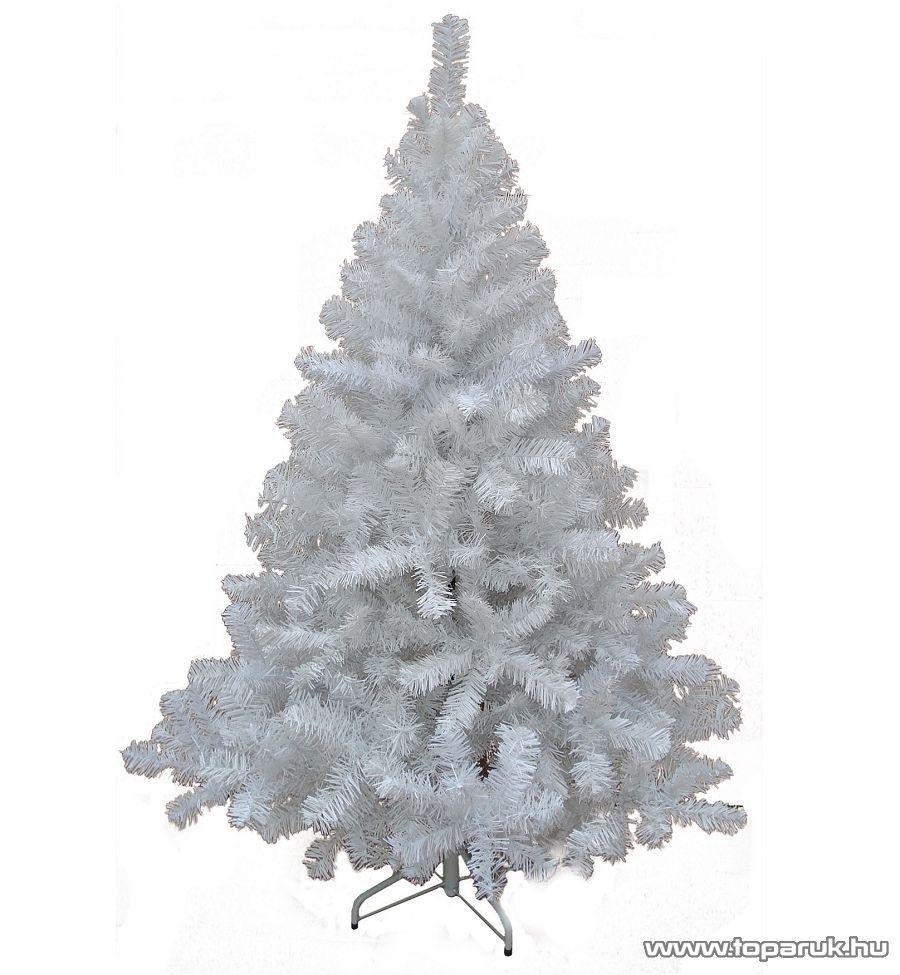 WONDER WHITE fehér dús műfenyő, 180 cm (KFA 298)