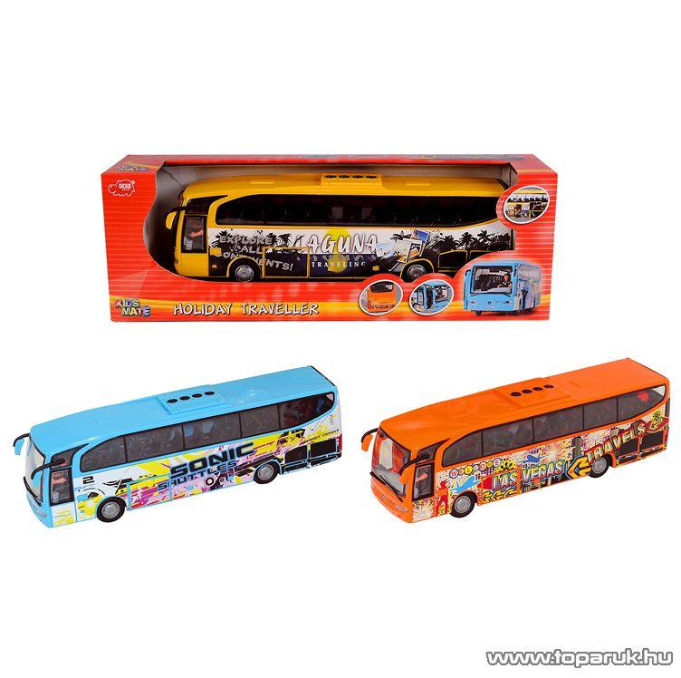 Dickie Euro Travel távolsági busz, 3 féle szín (203314826) - Megszűnt termék: 2015. November