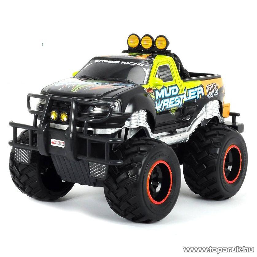Dickie RC Mud Wrestler távirányítós autó, terepjáró (201119055) - Megszűnt termék: 2015. November