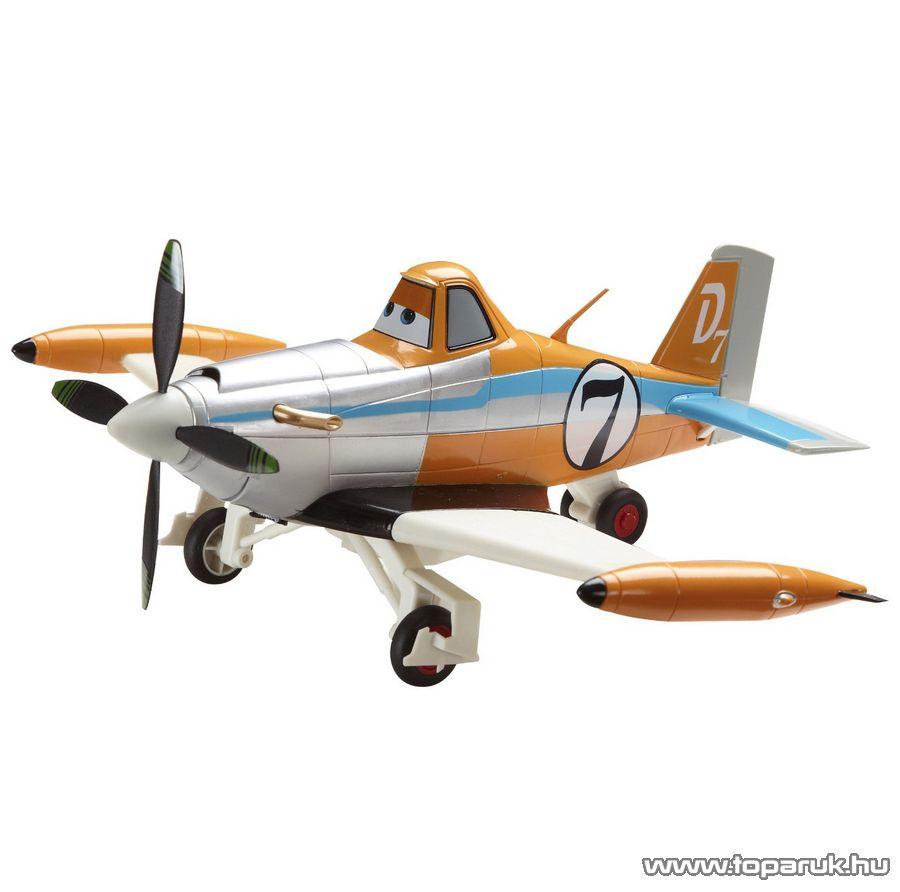 Dickie RC Repcsik Rozsdás (Dusty) távirányítós repülő, 1:24 (203089803)