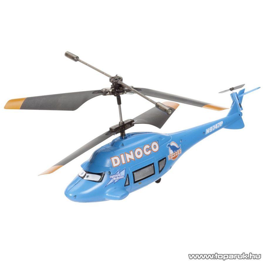 Dickie IRC Verdák Dinoco távirányítós helikopter (203089560) - Megszűnt termék: 2015. November