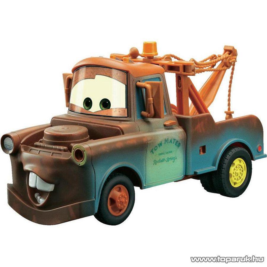 Dickie RC Verdák Cimbi (Mater) távirányítós autó, 1:16 (203089507) - Megszűnt termék: 2015. November