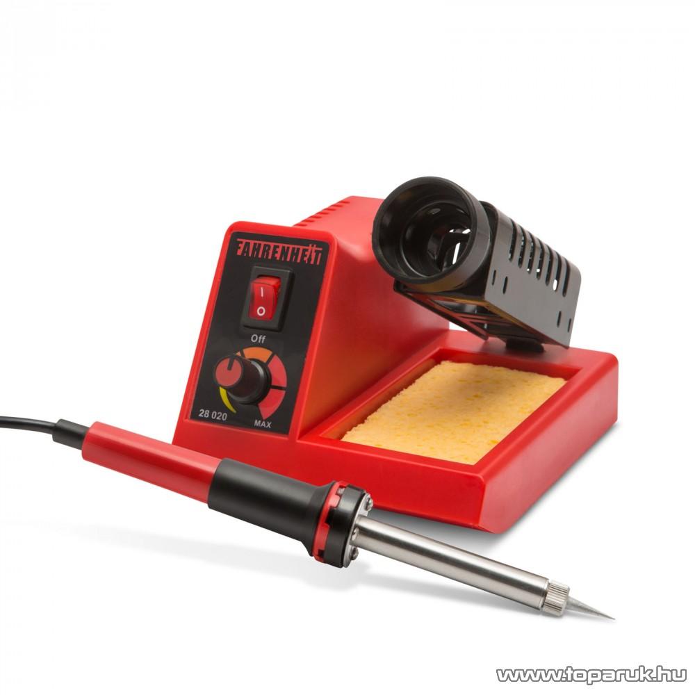Fahrenheit Analóg forrasztóállomás 230 V, 60W (28020)