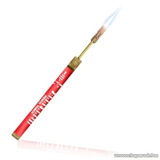 Fahrenheit Gázforrasztó ceruza, szabályozható intenzitású nyílt láng, 1300°C (28099) - készlethiány