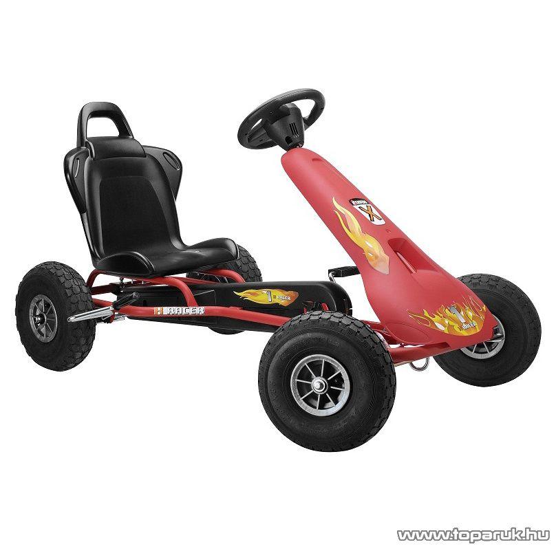 Ferbedo Air Racer AR2 piros gyermek gokart (8733) - készlethiány