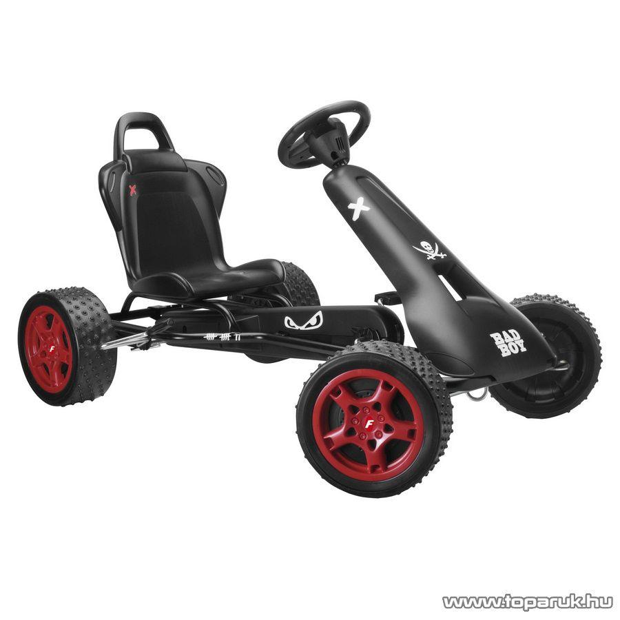Ferbedo Cross Racer Bad Boy fekete gyermek gokart (8311) - készlethiány