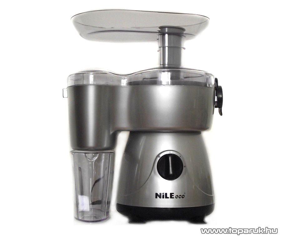 Nile eco GY 2130 Inox hatású gyümölcscentrifuga - készlethiány