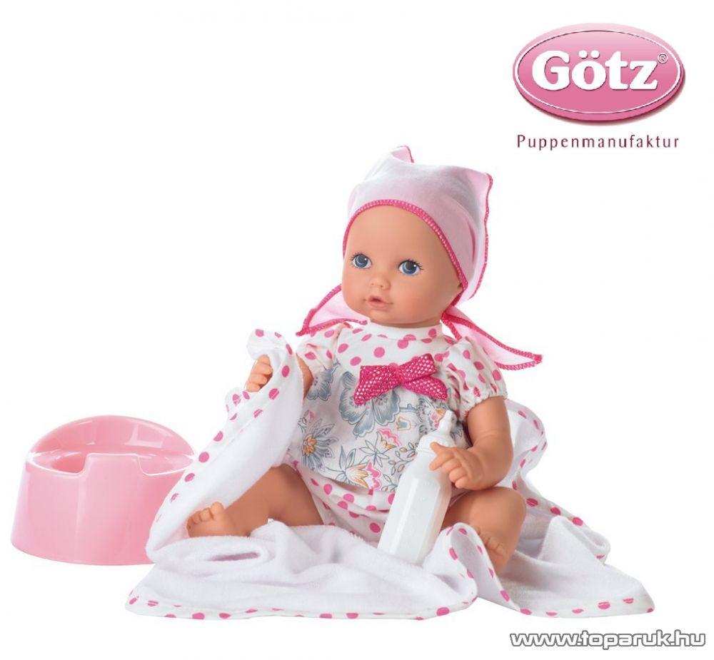 Götz Aquini baba, lány, 33 cm magas (1153021) - készlethiány