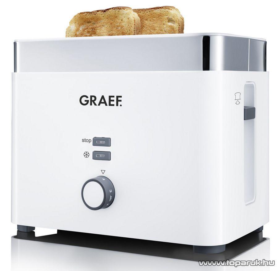 Graef TO61 2 szeletes kenyérpirító