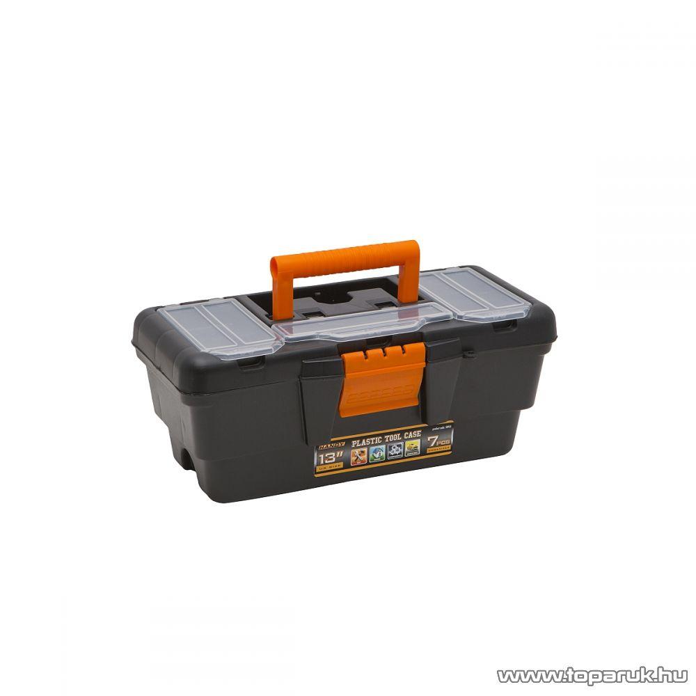 handy Műanyag szerszámtartó láda, 320 x 170 x 130 mm (10910)