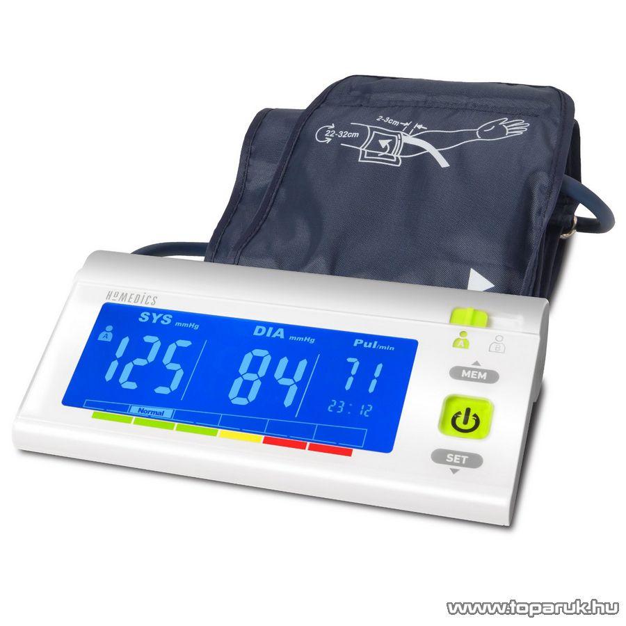 Homedics BPA-3000-EU Deluxe Premium Automata felkaros vérnyomásmérő