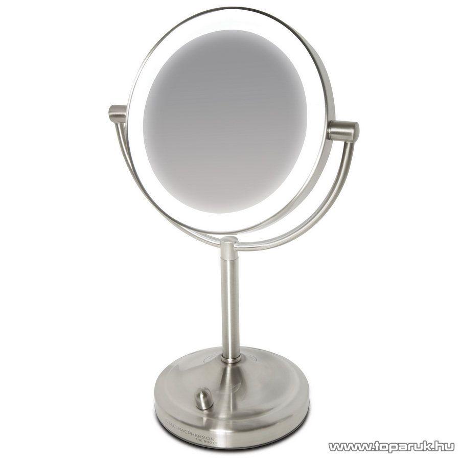 Homedics ELM-M8150 Világító sminktükör, kétoldalas kozmetikai tükör 7x nagyítással - készlethiány