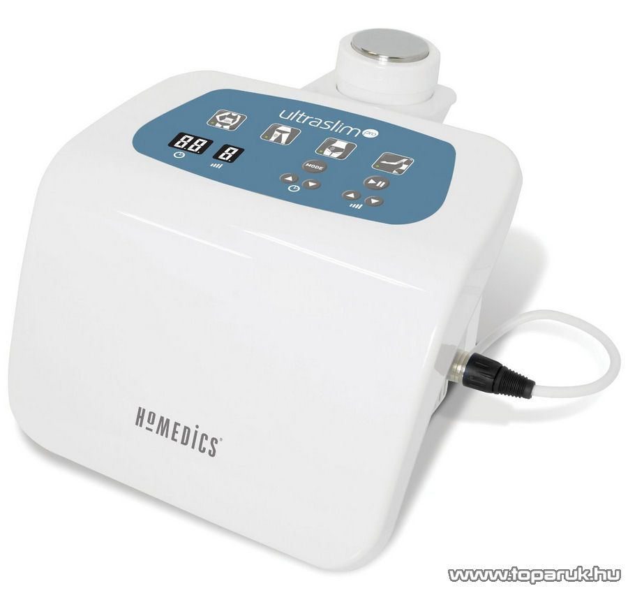 Homedics USL-1000-EU UltraSlim Pro Ultrahangos karcsúsító, zsírbontó készülék - Megszűnt termék: 2015. Október