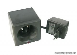 Ultrasonic US500 hálózati 230V ultrahangos nyestriasztó (patkányriasztó, egérriasztó, rágcsálóriasztó) 500m2