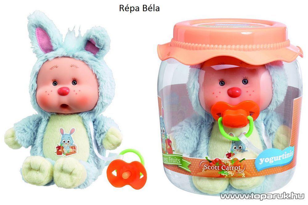 Yogurtinis Erdei gyümölcs befőtt baba, Répa Béla - készlethiány