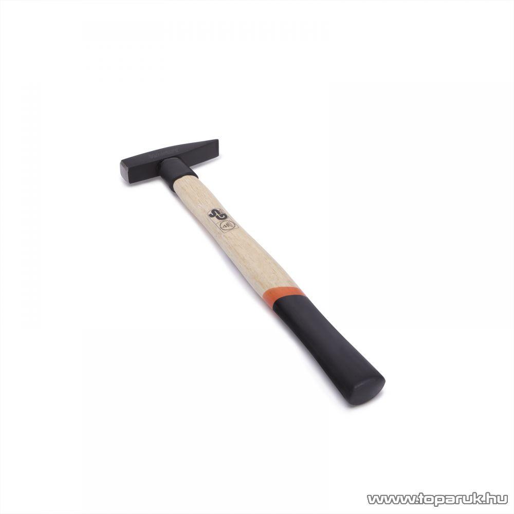 Handy Kovácsolt, nagy teherbírású kalapács csúszásmentes, ergonomikus keményfa nyéllel, 0,1 kg (10410)