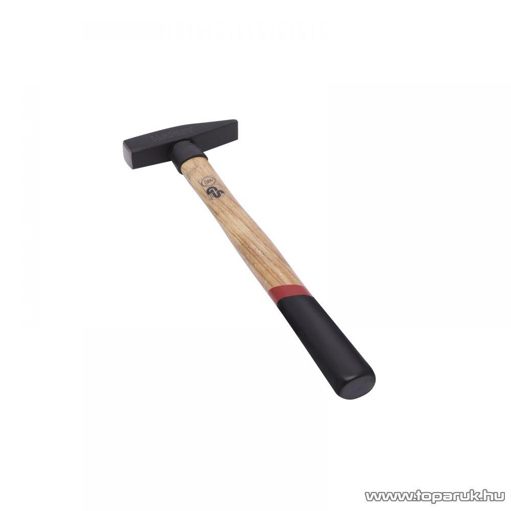 Handy Kovácsolt, nagy teherbírású kalapács csúszásmentes, ergonomikus keményfa nyéllel, 0,2 kg (10414)