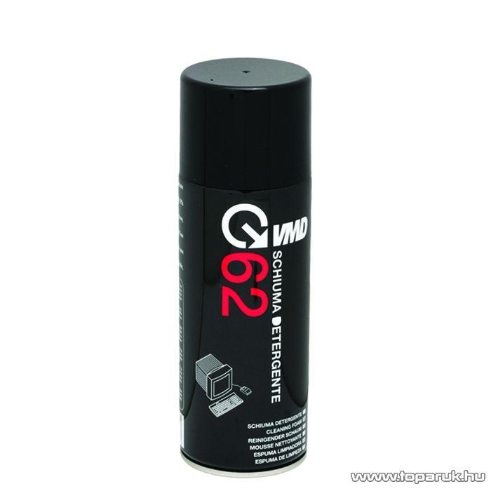 VMD 17262 Antisztatikus irodai tisztító hab spray, 400 ml