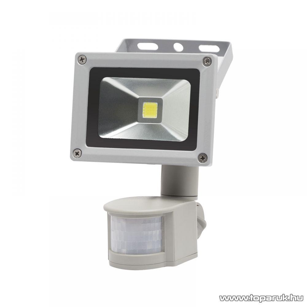Phenom COB LED-es reflektor mozgásérzékelővel, 10W / 240V / IP65, 6000K (18660C)