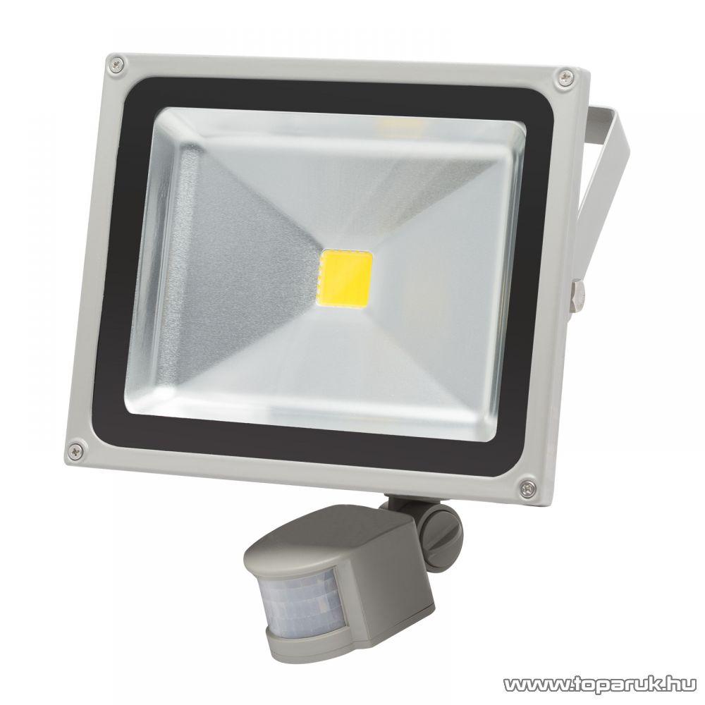 Phenom COB LED-es reflektor mozgásérzékelővel, 30W / 240V / IP65, 6000K (18664C)