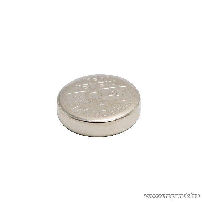 maxell SR626SW gombelem, ezüst-oxid, 1,5V, 1 db (18751X) - készlethiány