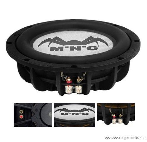 MNC SpidershoxX mélysugárzó, 25 cm-es, 2 x 4 ohm, 500W (35331) - megszűnt termék: 2013. november