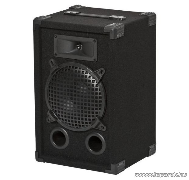 """MNC Stage PA 20 hordozható passzív hangfal, 8"""" / 250W-os, 8 Ohm-os (37981)"""