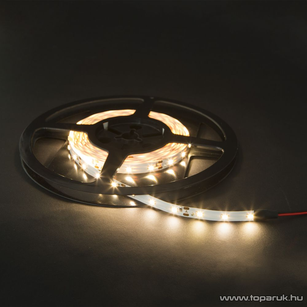 Phenom LED szalag, 5 m, 60 LED, melegfehér, 3000 K (41006W)