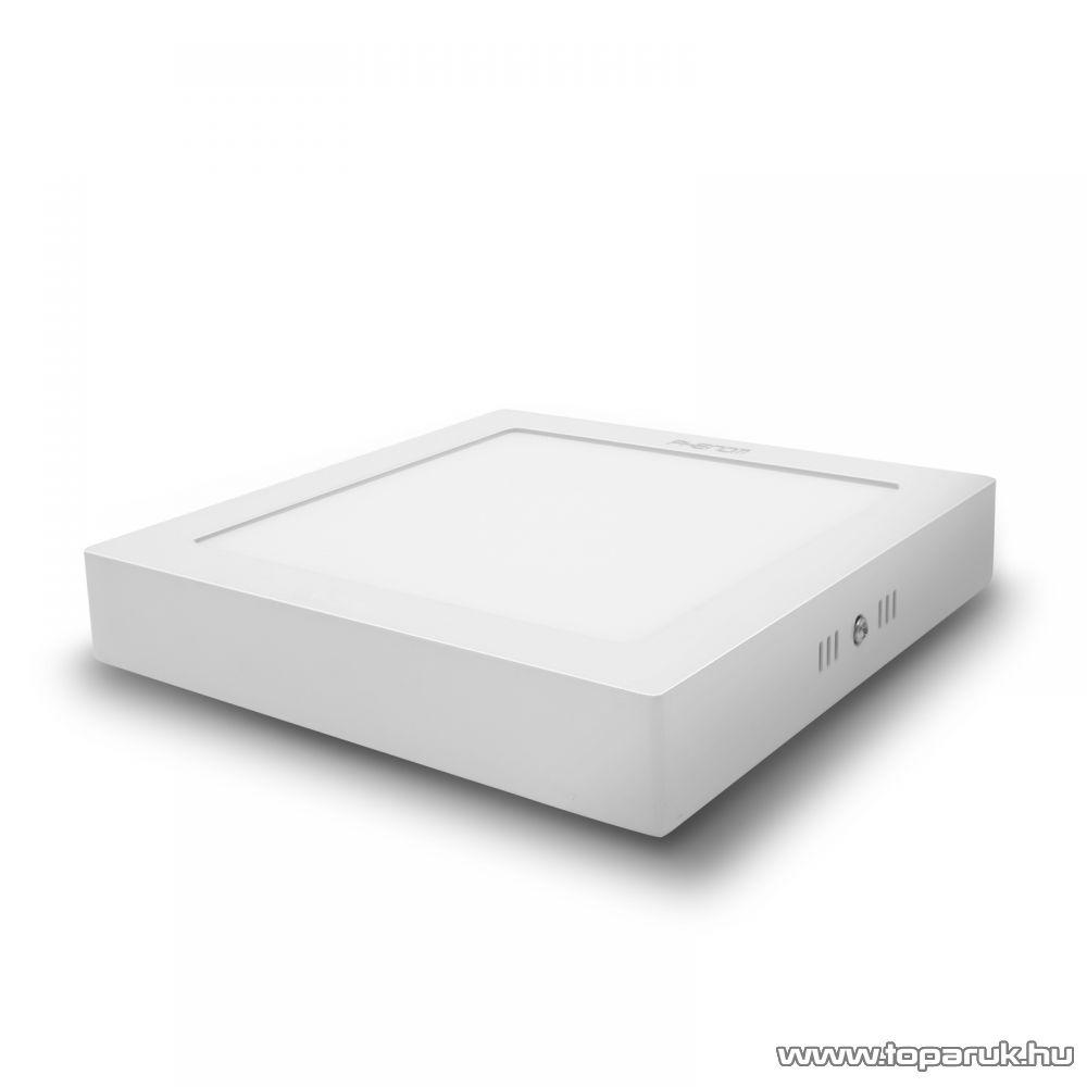 Phenom 42002W LED panel lámpa 18W, négyzetes, melegfehér fényű világítással