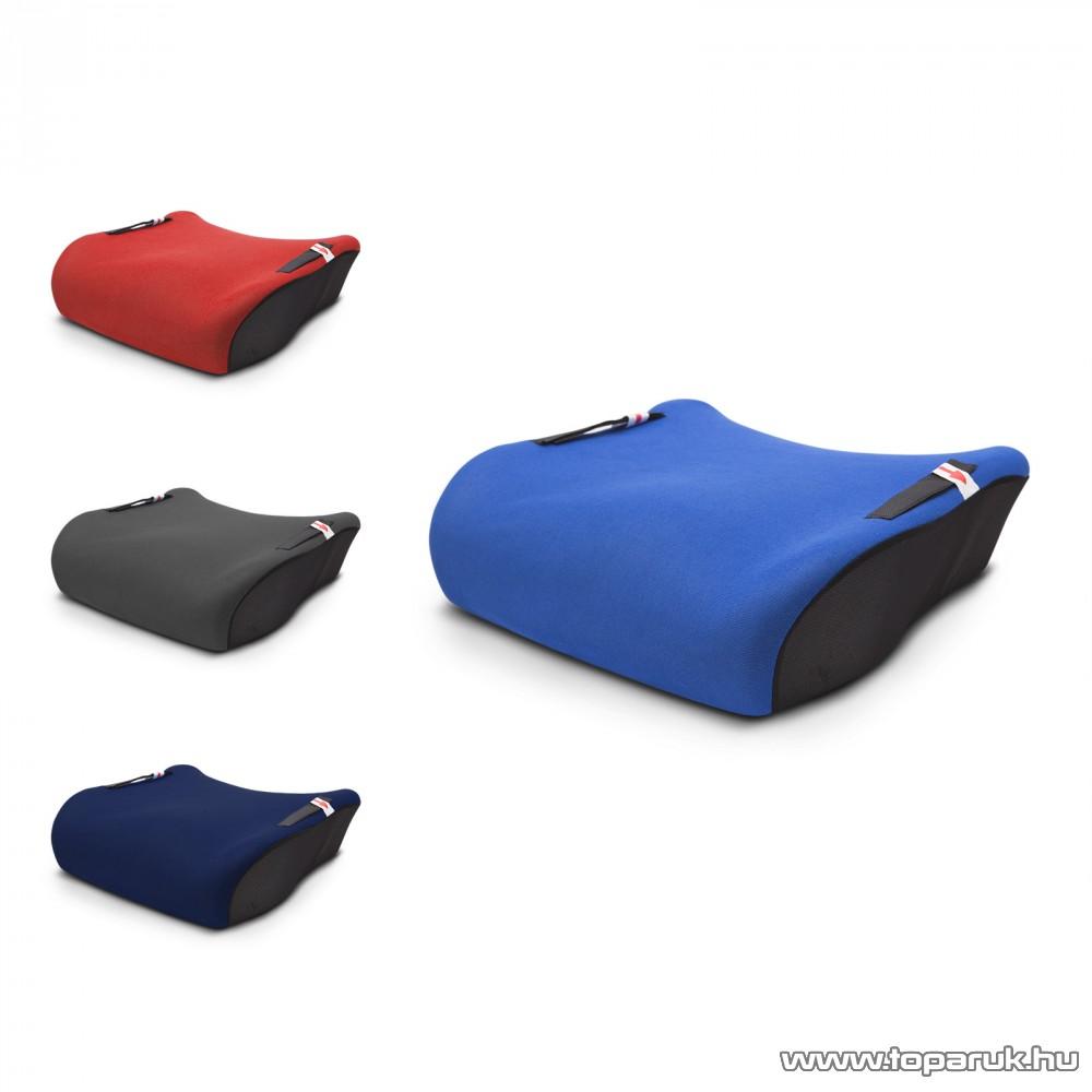 delight Autó ülésmagasító gyermekek részére, max. 36 kg teherbírással, kék színben (77913)