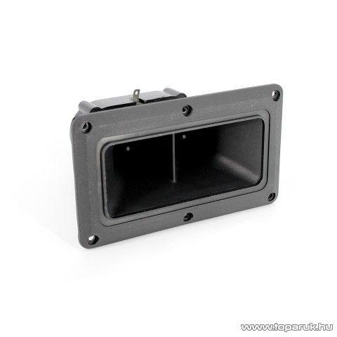 Carguard PTW004 Beépíthető Piezo sugárzó, 75/150W, 4-8 ohm (33813)