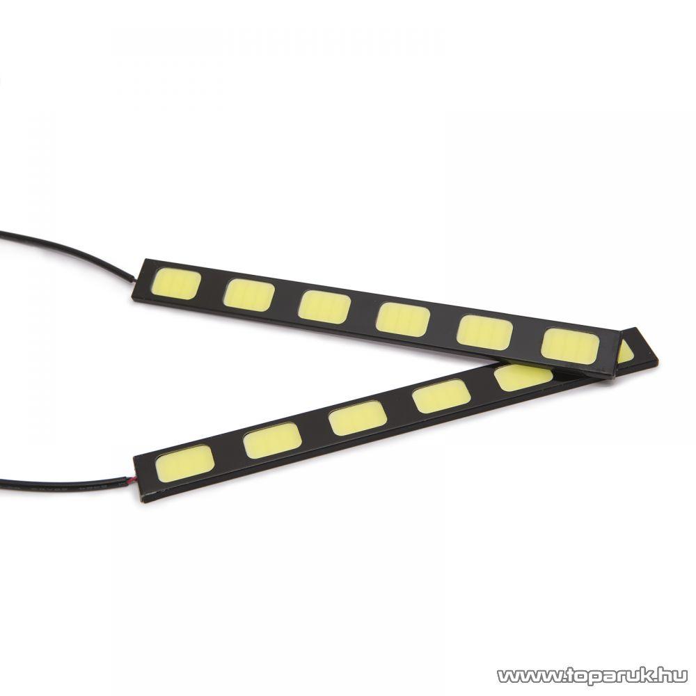 Carguard LED-es autó menetfény, DLA006, 14.5W, 1100 lumen, 1 pár (50994)