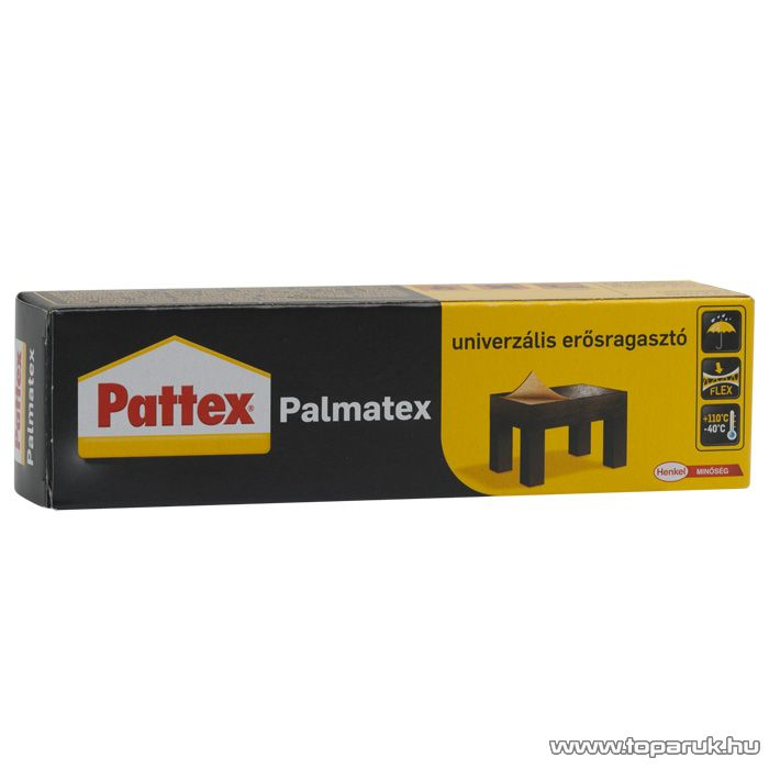 Pattex Palmatex univerzális erősragasztó, 50 ml (H1429397)