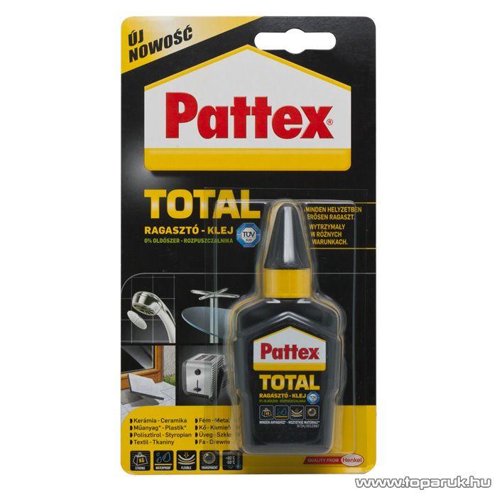 Pattex Univerzális erős ragasztó, 50 g (H1640506)