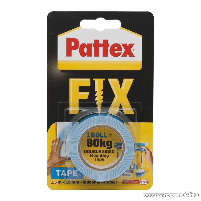 Pattex Montázsszalag 1,5 x 19 mm (H1684211)