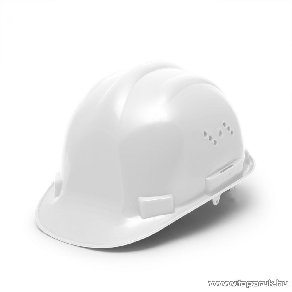 Handy Munkavédelmi sisak, fehér (10372WH)