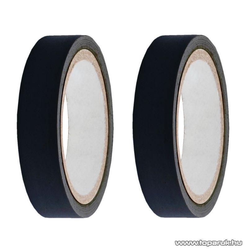 Handy Szigetelő szalag szett, 19 mm, 13,5 m hossz, fekete, 2 db / csomag (11093B)