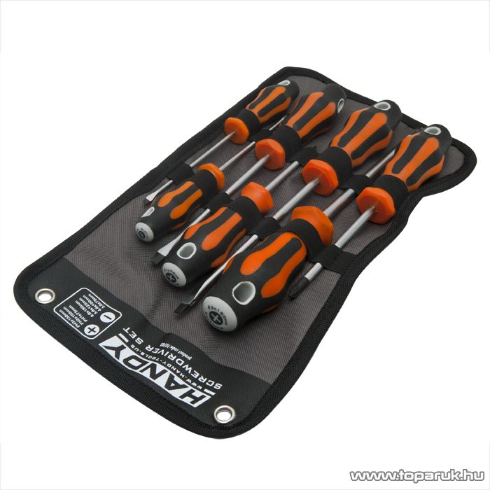 Handy 6 db-os csavarhúzó készlet (10703)