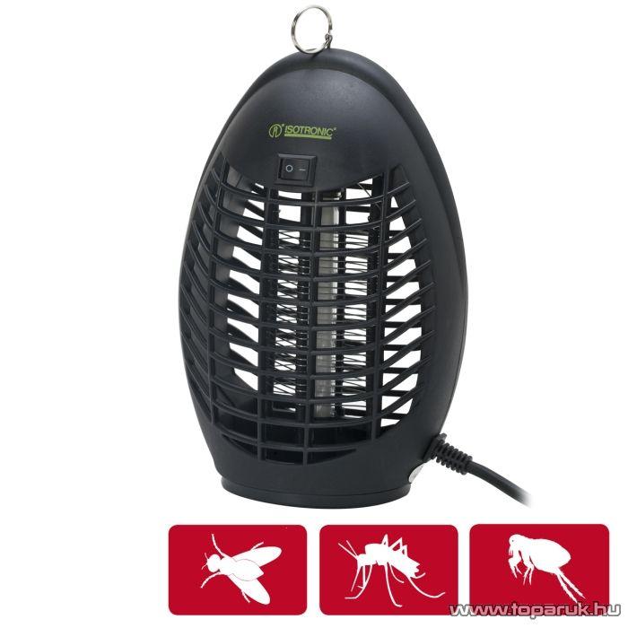ISOTRONIC 55629 Elektromos UV rovarcsapda, 4W (hatótávolság 20 m2) - megszűnt termék: 2016. május
