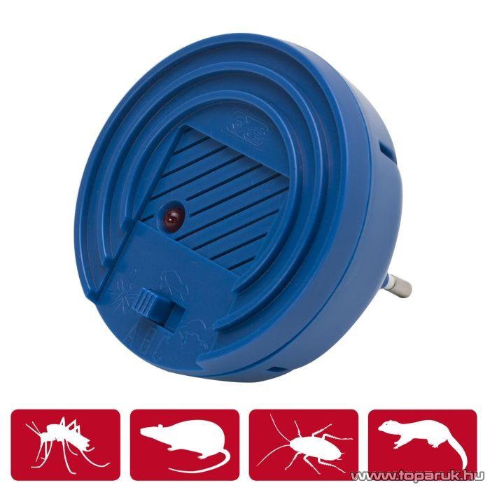 ISOTRONIC Kártevő és rovar riasztó variálható frekvenciával (55646) - készlethiány