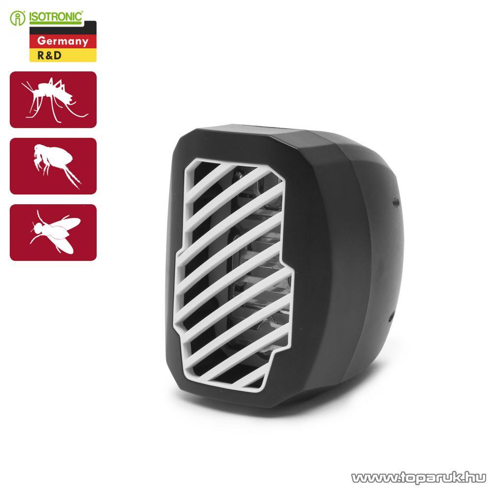 ISOTRONIC Black and White Elemes rovarcsapda UV fénnyel (max. hatókörzet: 30 m2) (55656)
