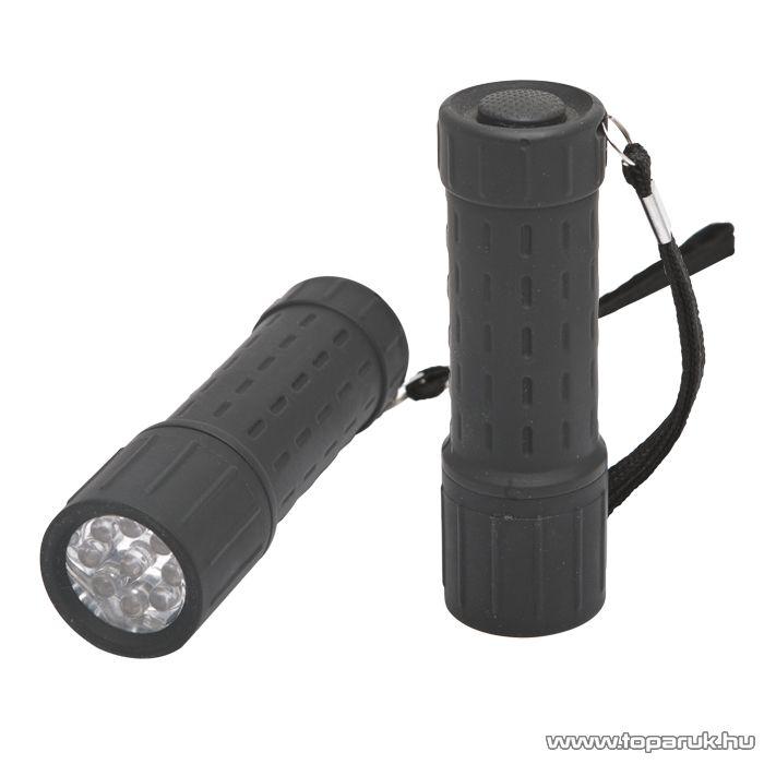 Phenom LED-es elemlámpa ajándék elemekkel (18605) - megszűnt termék: 2015. december