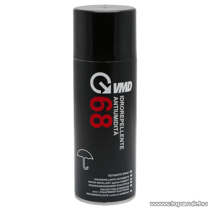 VMD 17268 Víztaszító spray nedvesség ellen, 400 ml