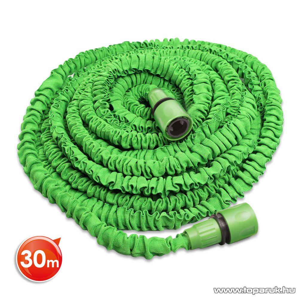 Flexibilis locsolótömlő, locsoló cső, 30 m hosszú